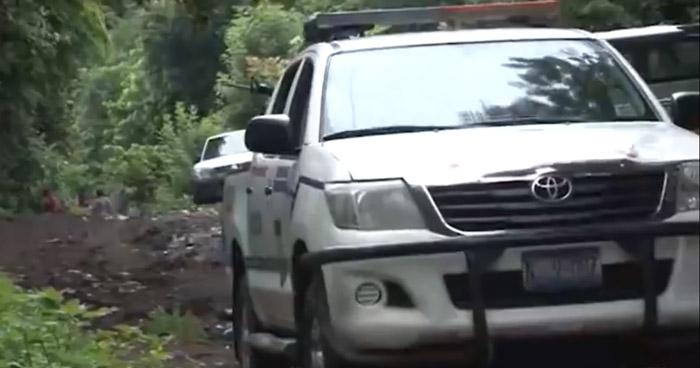Un pandillero capturado y armas decomisadas, tras un enfrentamiento armado en San Miguel