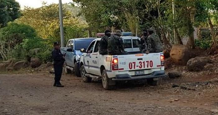 Un pandillero fallecido durante enfrentamiento con policías en San Miguel