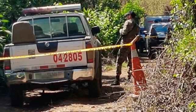 Pandillero muere luego de atacar a agentes de la PNC en San Sebastián Salitrillo, Santa Ana
