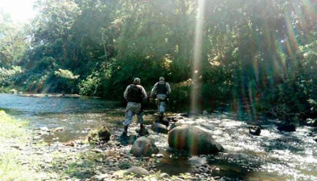Dos pandilleros muertos tras intercambio de disparos con Policías en Nancistepeque, Santa Ana