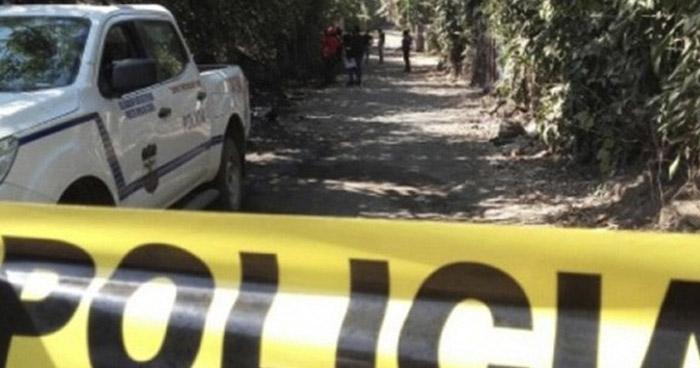Dos pandilleros muertos tras enfrentamiento armado con policías en Sonsonate