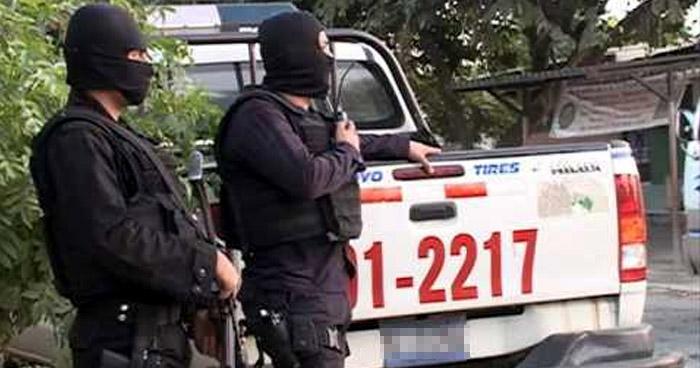 Dos pandilleros murieron tras intercambio de disparos con Policías en Tonacatepeque