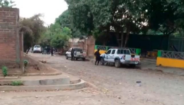 Varios capturados tras enfrentamiento entre pandilleros y agentes de la PNC en Usulután