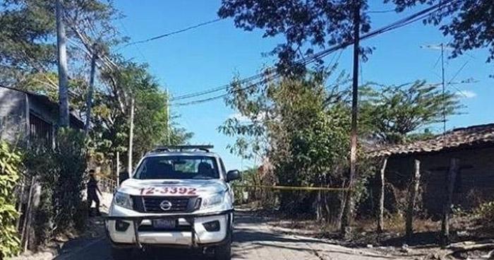 Dos pandilleros mueren tras intercambio de disparos con policías en Usulután