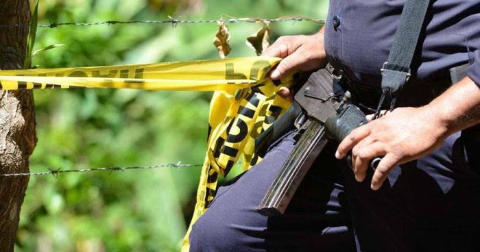 Pandillero lesionado y otro detenido tras enfrentamiento con investigadores de la PNC