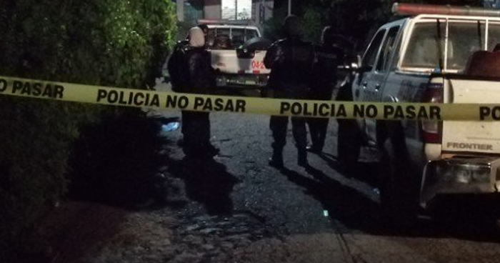 Pandillero muere al enfrentarse a policías en Zaragoza, La Libertad