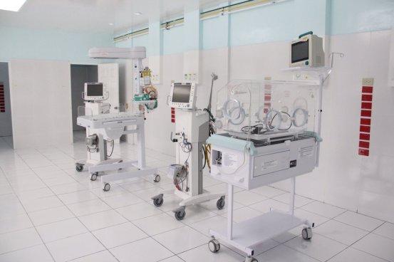 Nueva unidad de Cuidados Intensivos Neonatales