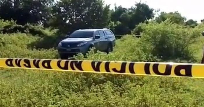 Asesinan a un joven en Ereguayquín, Usulután