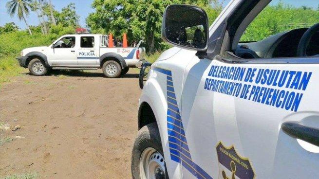 Delincuentes asesinan a un hombre en Jiquilisco, Usulután
