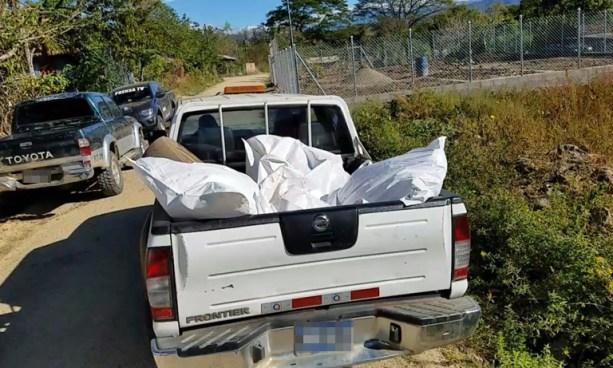 Triple homicidio en Metapán, tres hombres fueron asesinados a balazos en Santa Ana