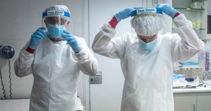 España reporta 155 nuevos contagios de COVID-19 y 25 fallecidos en la última semana