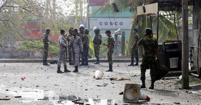 Esposa embarazada de un terrorista de Sri Lanka se hizo explotar junto a sus hijos