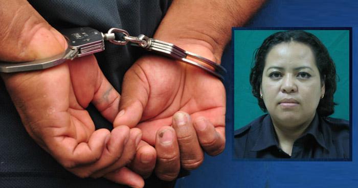Capturan al compañero de vida de la agente de la PNC que se suicidó en La Libertad