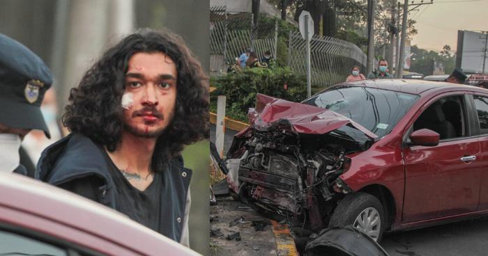 Hombre en estado de ebriedad causa accidente en la carretera Panamericana