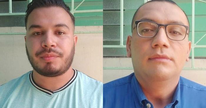 Capturados en Antiguo Cuscatlán estafaban a través de redes sociales