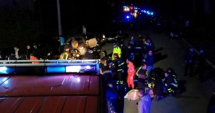 Tragedia en discoteca de Italia: 6 muertos por una estampida luego de un concierto