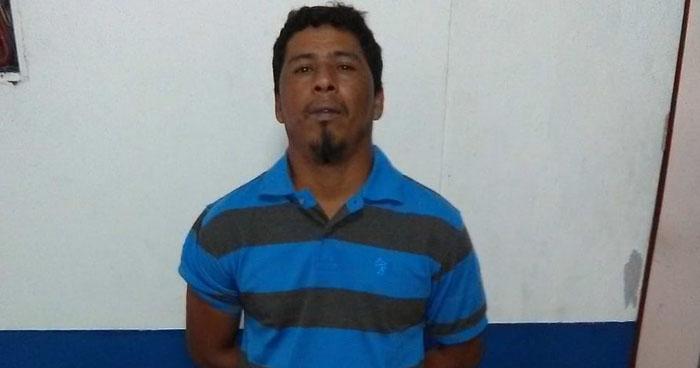 Capturan por estupro a un hombre en Texitepeque, Santa Ana