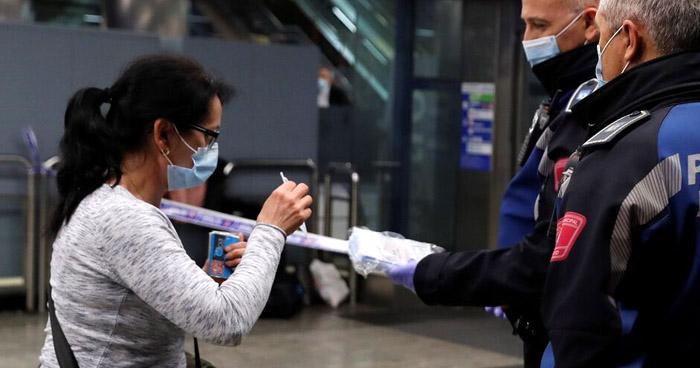 Europa abre fronteras internas después de 3 meses de aislamiento por COVID-19