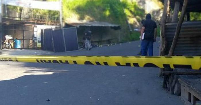 Asesinan a exagente del CAM de San Pedro Perulapán