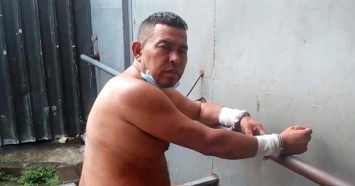 Realizarán prueba psicológica ex agente de la PNC por múltiple crimen en Chalchuapa