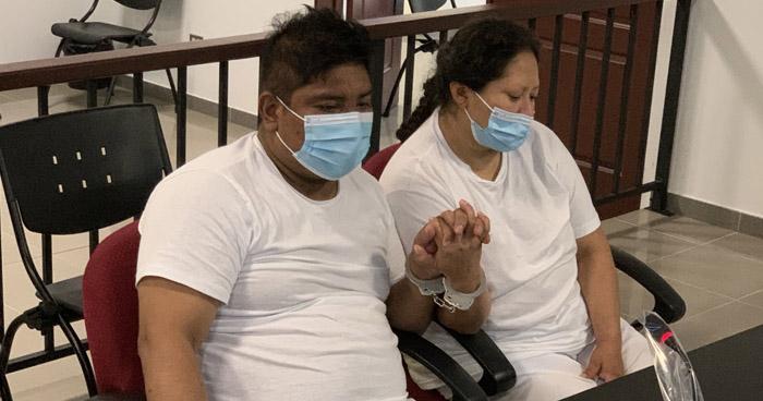 Prisión preventiva para exalcalde de Comasagua y su esposa acusados de delitos sexuales