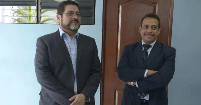 Suspenden audiencia contra exdirectores de Centros Penales