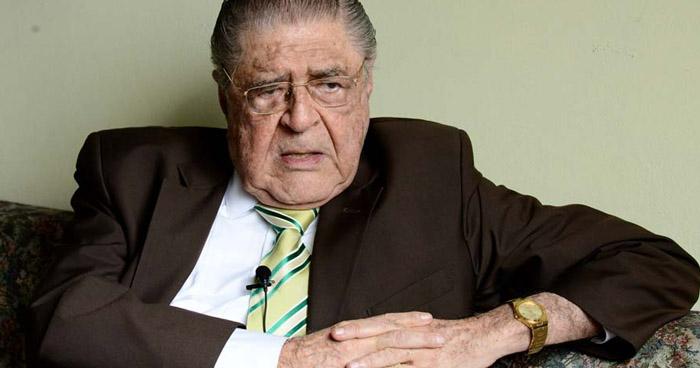 Muere exmagistrado de la Corte Suprema de Justicia (CSJ), Dr. René Fortín Magaña