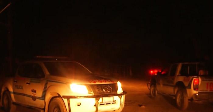 Asesinan a exsoldado en una cancha de fútbol en San Pedro Perulapán, Cuscatlán