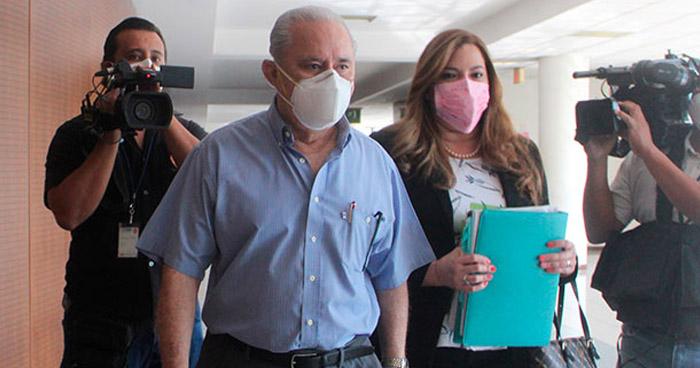Absuelven a exministro de Salud acusado de varios delitos de corrupción