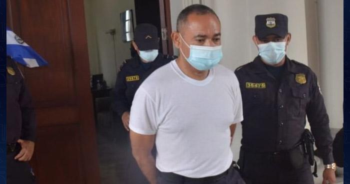 Capturan a exministro de Seguridad por actos de corrupción