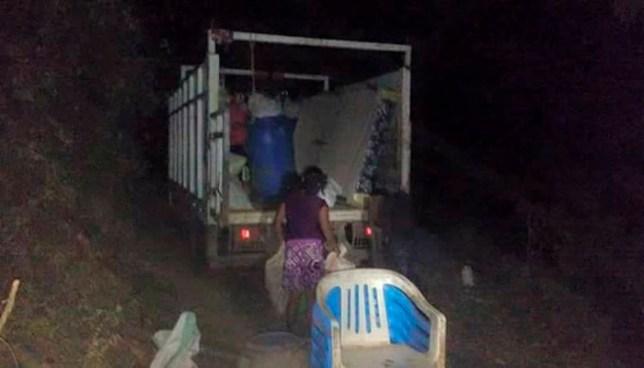 Decenas de familias de un cantón de Comasagua, La Libertad abandonaron sus viviendas por temor a pandillas