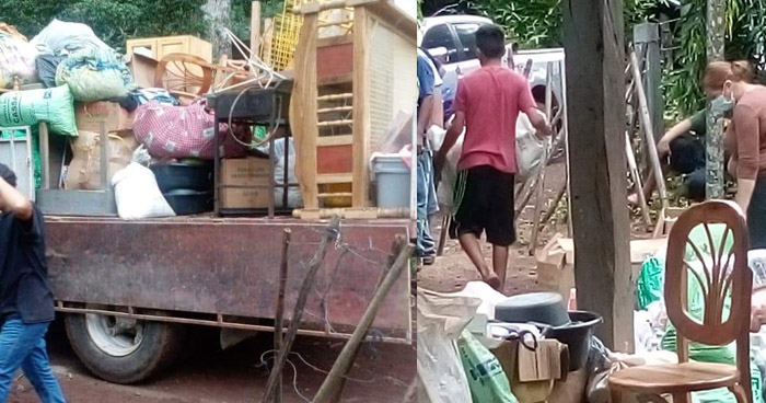 Familias en San Julian abandonan sus viviendas por amenazas de pandillas