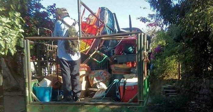 Familias abandonan sus viviendas en Zaragoza por amenazas de pandillas