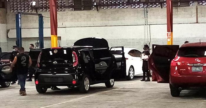 Departamento de Experticias a vehículos reanuda labores