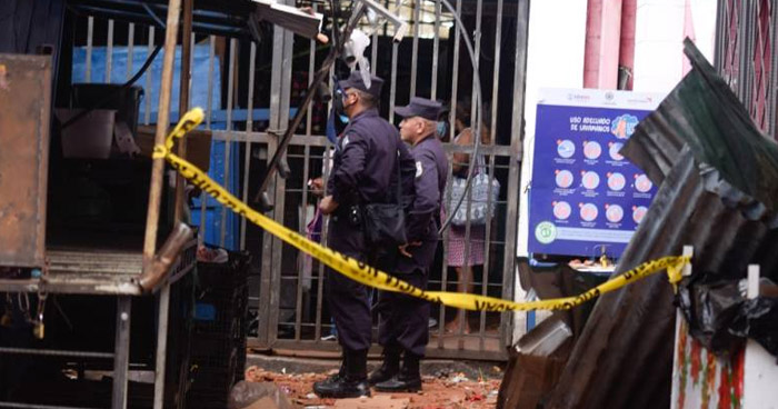 Audiencia inicial contra trabajadores capturados tras explosión en Santa Ana