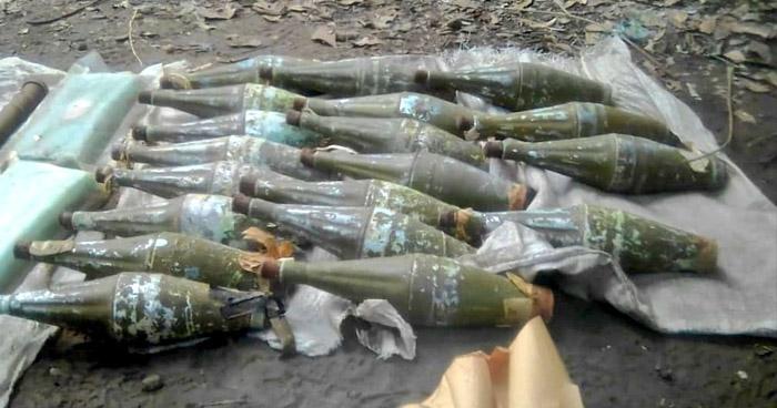 Encuentran artefactos explosivos en Berlín, Usulután