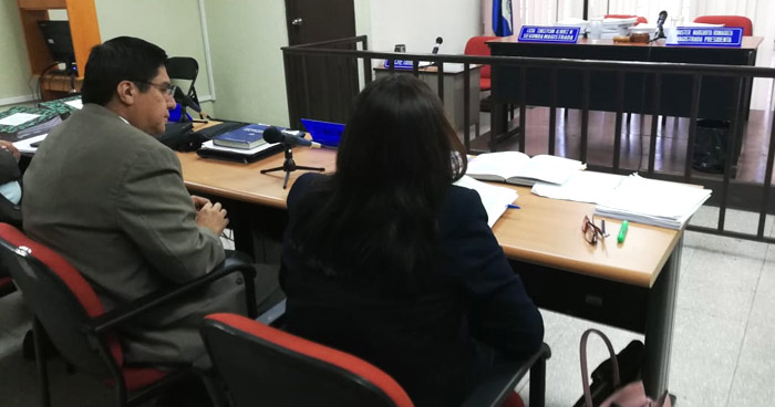 Exsecretario privado del expresidente Saca continuarán juicio civil por Enriquecimiento Ilícito