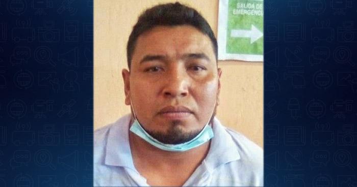 Taxista capturado tras cobrar extorsión en Suchitoto, Cuscatlán