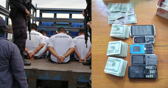 Fingieron ser pandilleros y cobraron más de $52 mil de extorsión a una empresa