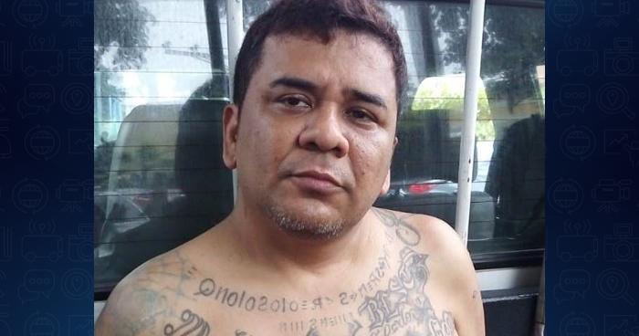 Arrestan a sujeto que conspiró para cometer homicidio y extorsión en San Salvador
