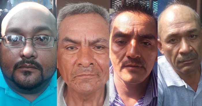 Vigilantes cobraban extorsiones en San Salvador