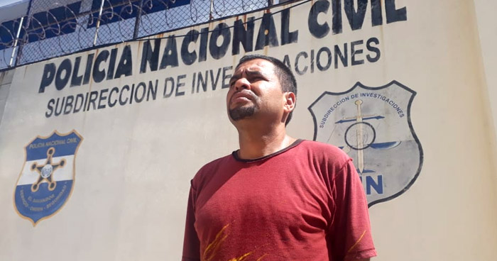 Cabecilla de pandilla se encargaba de recolectar dinero de extorsión en el centro de San Salvador