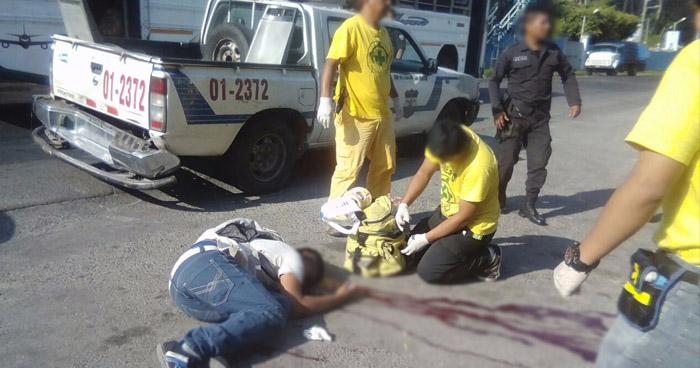 Al menos un muerto, tras intercambio de disparos entre pandilleros en San Martín