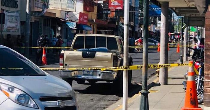 Anciano muere en la cama de un pick up en San Martín