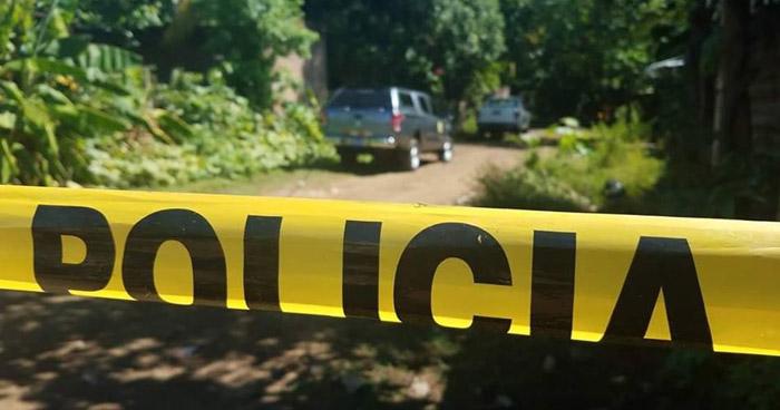 Tres supuestos pandilleros fueron asesinados en una cancha de futbol de Jiquilisco, Usulutan