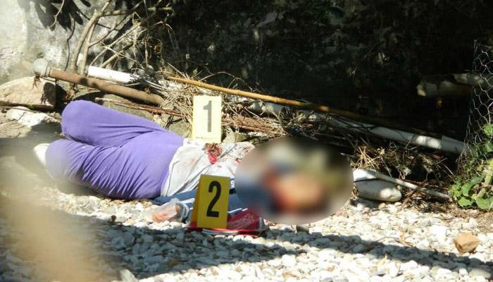 Matan a balazos a una mujer en el patio de su vivienda en cantón La Puerta, San Miguel