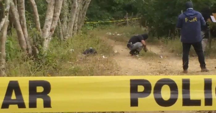 Hallan el cadáver de una mujer con 17 impactos de bala en San Juan Opico