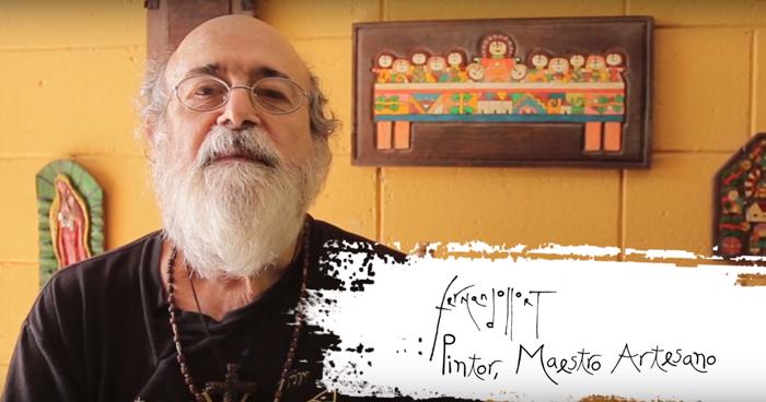 Fallece Fernando Llort, reconocido pintor y artista salvadoreño