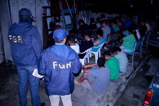 Detienen a 20 sujetos por diferentes delitos en La Paz