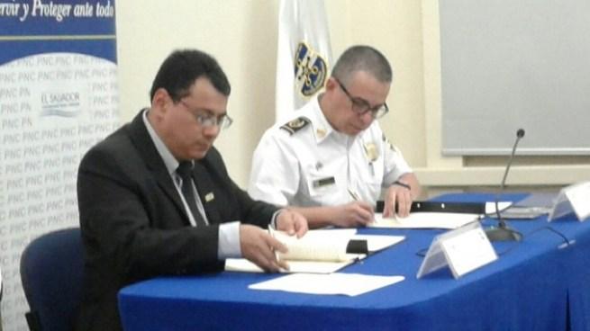 TSE y PNC firman convenio de cooperación para garantizar seguridad en las elecciones 2018